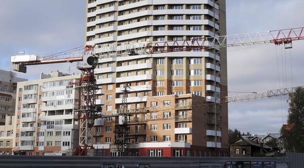 Архангельские дольщики, не получившие квартиры, обратились к Владимиру Путину