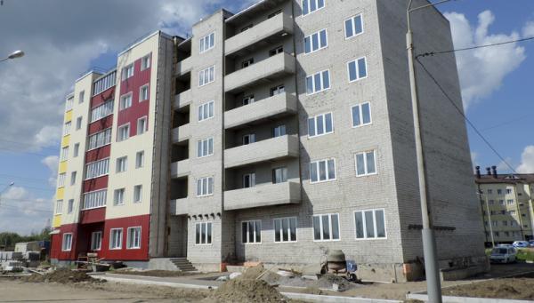 Ход строительства новостройки ЖК «Дом на Советов» в Новодвинске