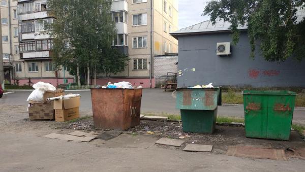 Площадка на ул. Адмирала Кузнецова, 2