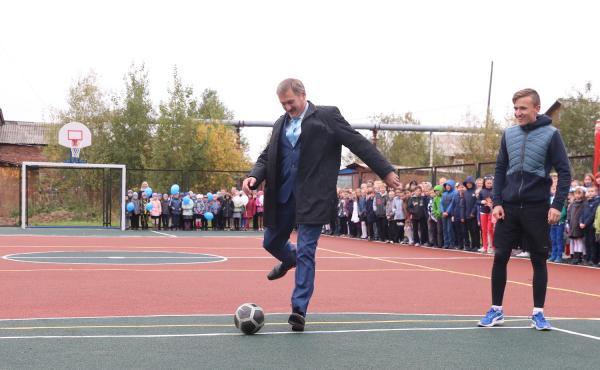 Фото пресс-служба администрации города Архангельска