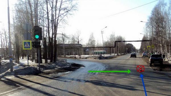 Фото пресс-службы ГИБДД России по Архангельской области