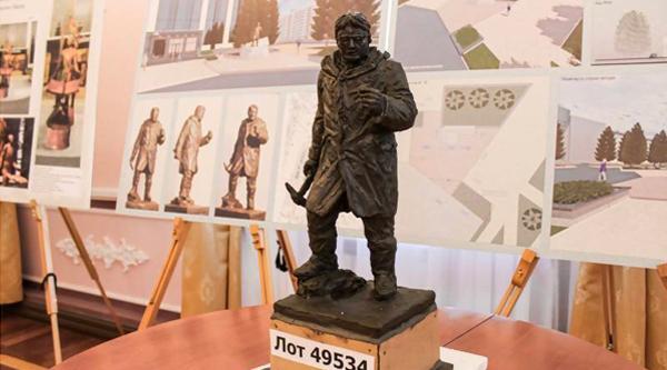 На фото: проект Г. Правоторова и А. Токарева (I место).