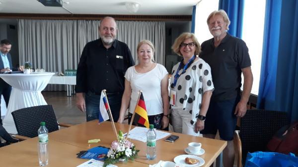 Города-побратимы Архангельск и Эмден обменяются опытом социальной работы
