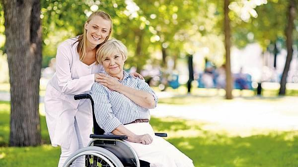 Назначить компенсационную выплату по уходу за нетрудоспособным можно онлайн