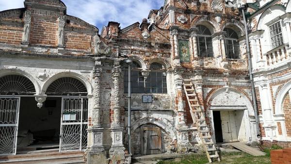 Фото: пресс-служба ФГКУ «Северо-Западная дирекция по строительству, реставрации и реконструкции»