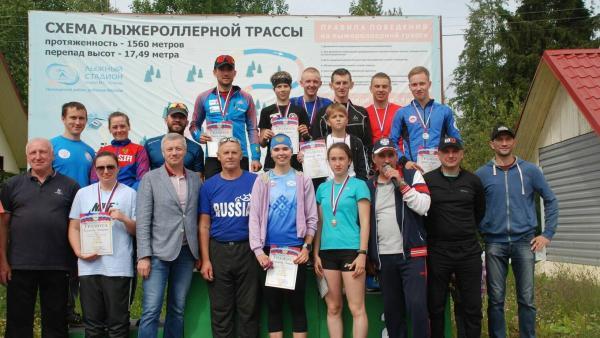 Фото пресс-службы федерации лыжных гонок и биатлона Архангельской области