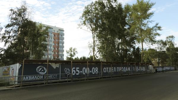 Ход строительства новостройки ЖК «NEXT» в Архангельске