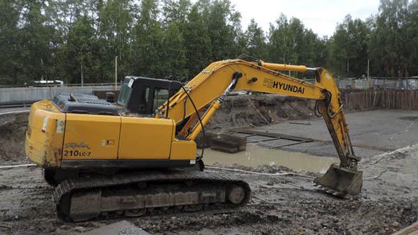 Ход строительства новостройки ЖК «Искра Парк» в Архангельске