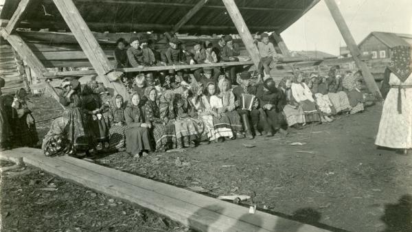 Фото из архивов Кенозерского национального парка