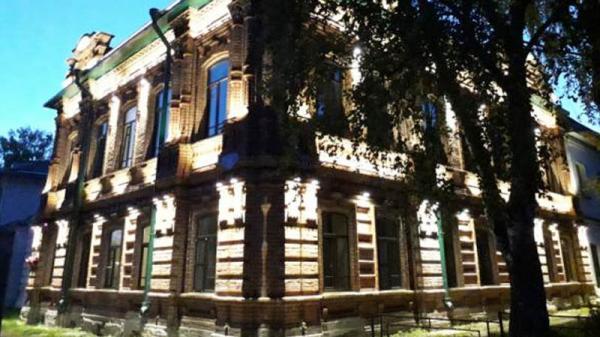 Доходный дом купца Хаминова в Сольвычегодске засиял новыми красками
