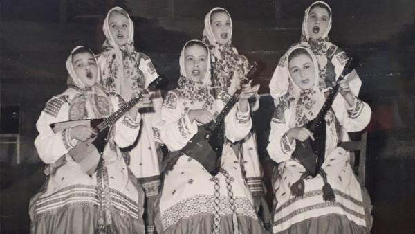 Фото из архивов Северного хора