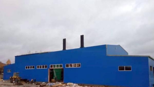 Смог и запах остались в прошлом: в Затоне запустили котельную на биотопливе