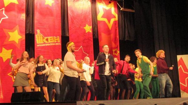 Веселые и находчивые готовятся к старту сезона Архангельской лиги КВН