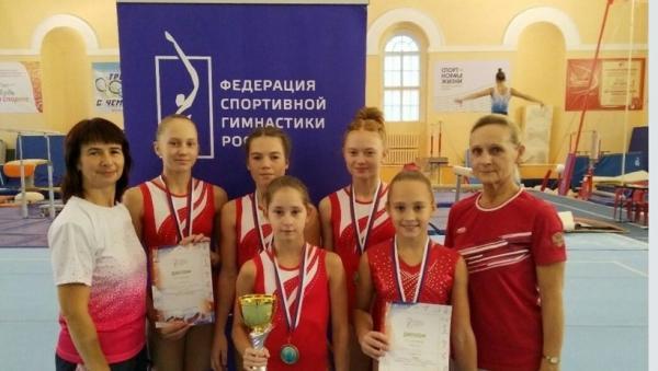 Фото: Федерация спортивной гимнастики Архангельска