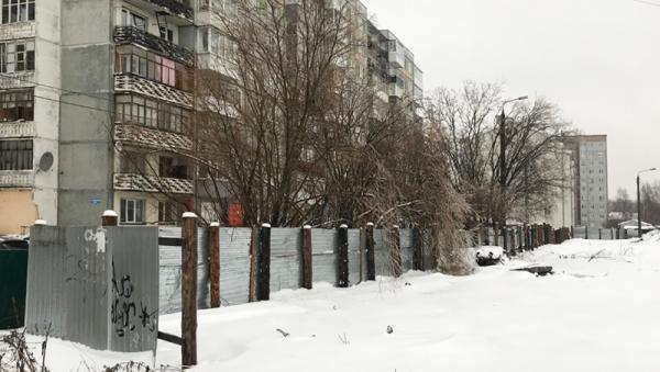 Ход строительства ЖК «Барбарис» в Архангельске