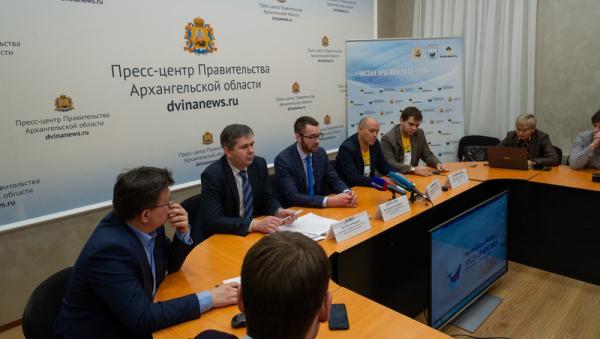 Фото пресс-службы правительства Архангельской области