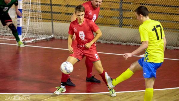 Фото: Кирилл Загоскин (Федерация футбола города Архангельска)