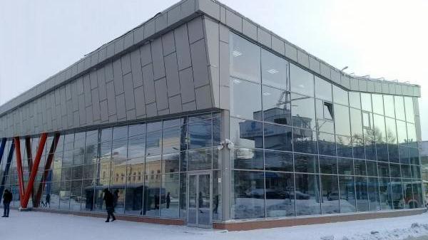 Перевозчикам предлагают помещения в новом здании на площади Профсоюзов