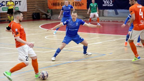 «Северная Двина» потерпела крупное поражение от команды «Газпром - Бурение»
