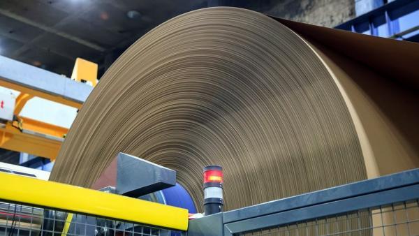 АЦБК вышел на плановые показатели по производству картона после реконструкции КДМ