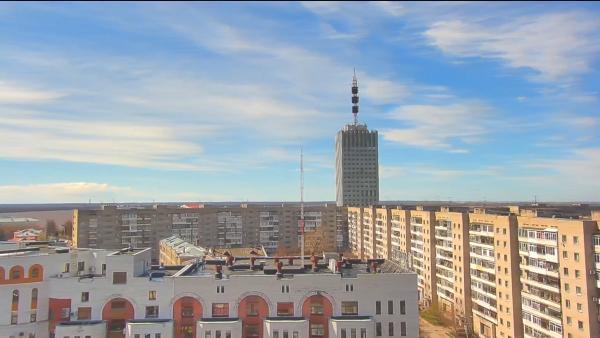 Жители Архангельска и Нарьян-Мара смогут наблюдать за погодой с камер «Ростелекома»