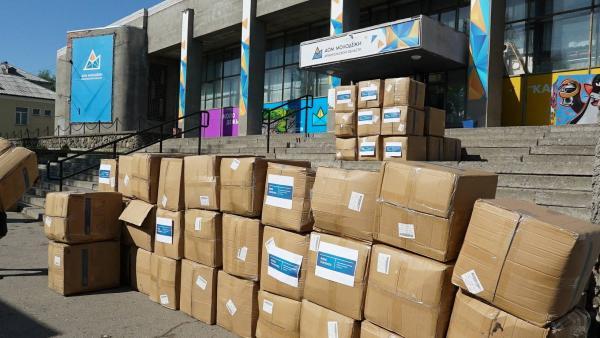 Благотворители передали в больницы Поморья защитные комплекты на 44,5 млн рублей