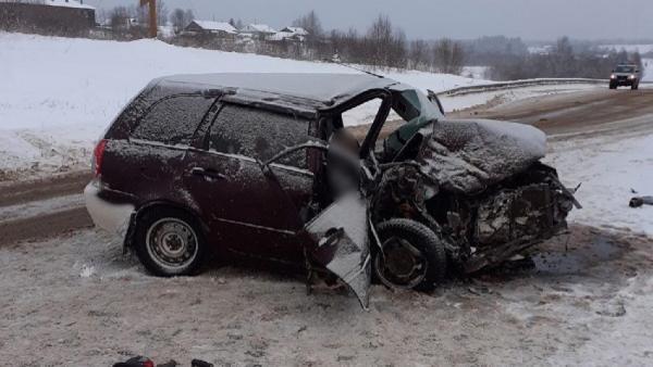 На федеральной трассе в Поморье произошло очередное смертельное ДТП