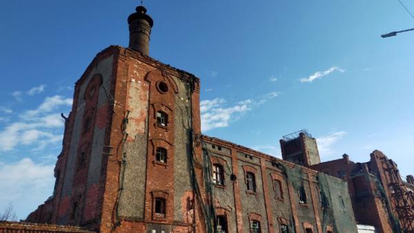 «Аквилон» приступает к работам по воссозданию пивзавода Суркова в Архангельске